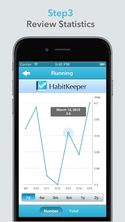 Habit Keeper - Habits Tracker screenshot-3