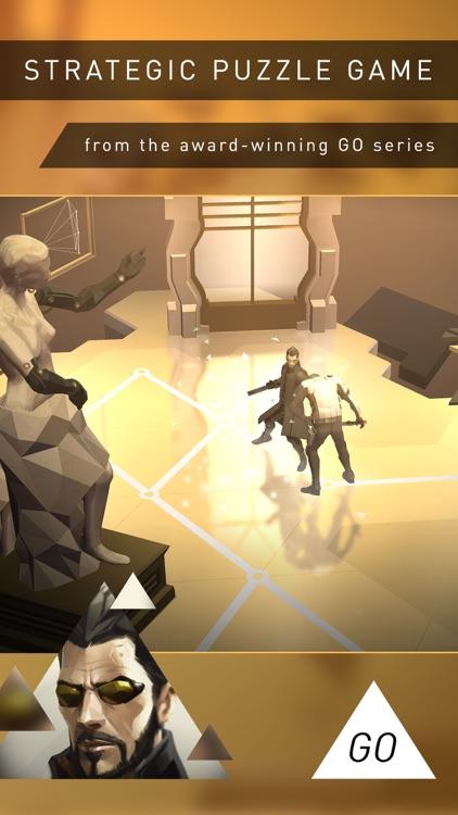 Deus Ex GO screenshot-0