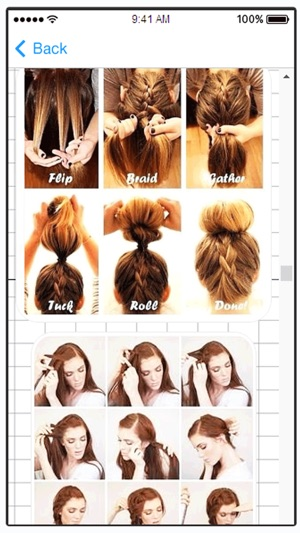 Cute Easy Homecoming Hairstyles On The App Store