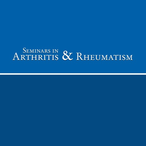 Seminars in Arthritis and Rheumatism