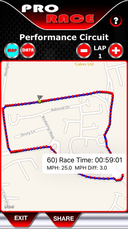Pro Race screenshot-3