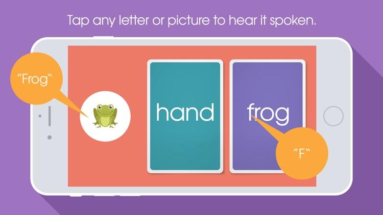 NomoCards 4-Letter-Word Flash Cards screenshot-3