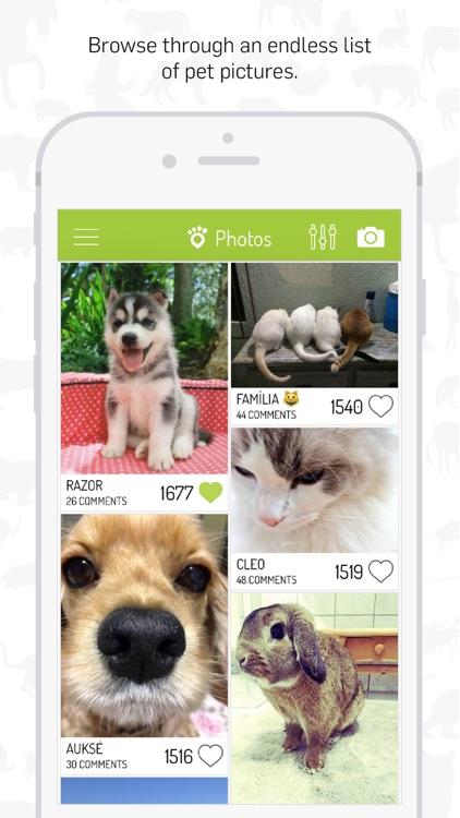 Tractive Photos - Pet Photo Gallery screenshot-0