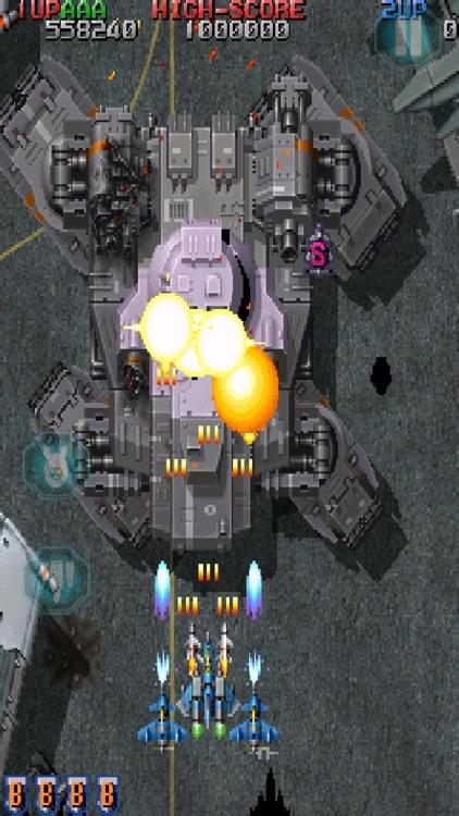 Raiden Legacy screenshot-3