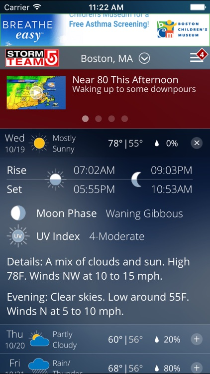 WCVB Boston Weather screenshot-4