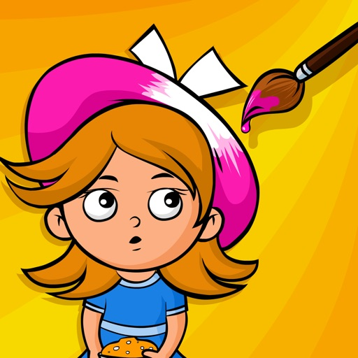 Nursery Rhymes Coloring Pages For Kids & Toddlers