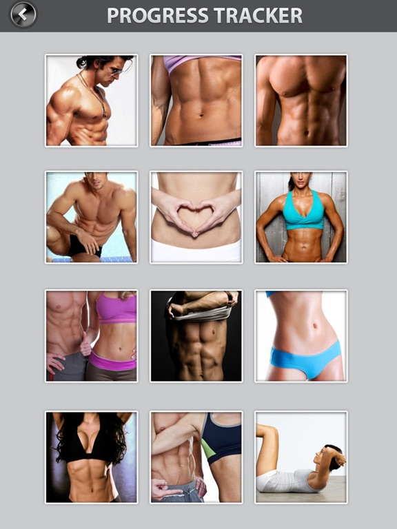 Ab Trainer X FREE+ Six-Pack Abs Exercises Workouts-ipad-3