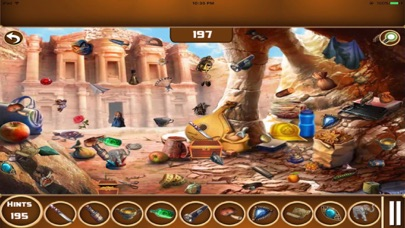 Free Hidden Object:Treasure Seekers Hidden Objects screenshot two