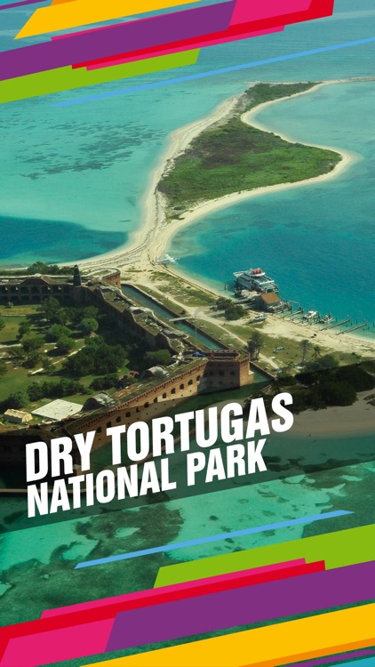 Dry Tortugas National Park Tourist Guide screenshot-0