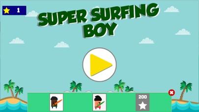 Super Surfing Boy