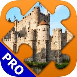 Castles Jigsaw Puzzles. Premium
