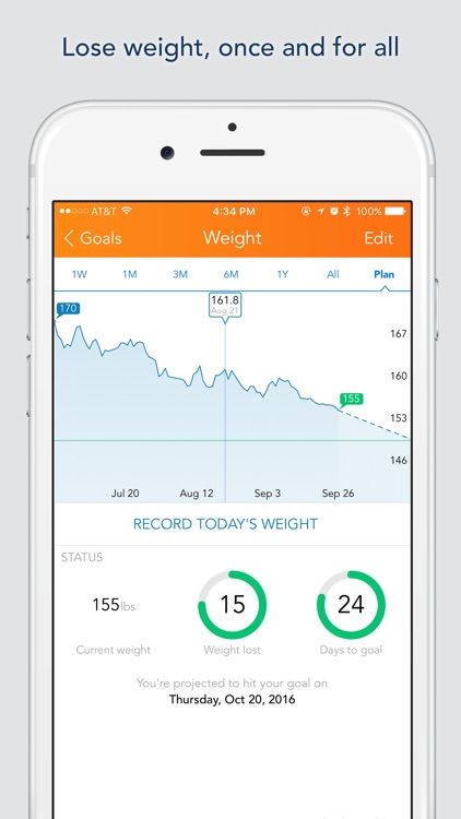 Lose It! – Weight Loss Tracker and Calorie Counter screenshot-3
