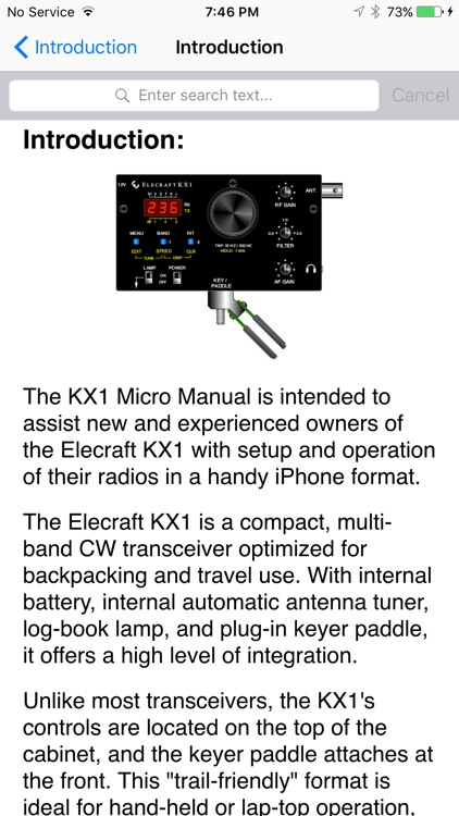 KX1 Micro Manual screenshot-0