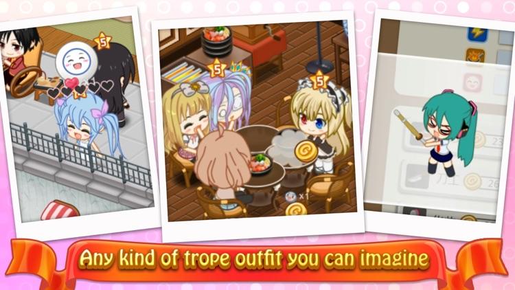 Moe Girl Cafe 2 screenshot-4