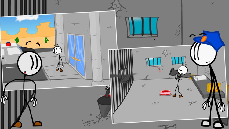 Prison BreakOut& Break - Stickman Jail Escape Game