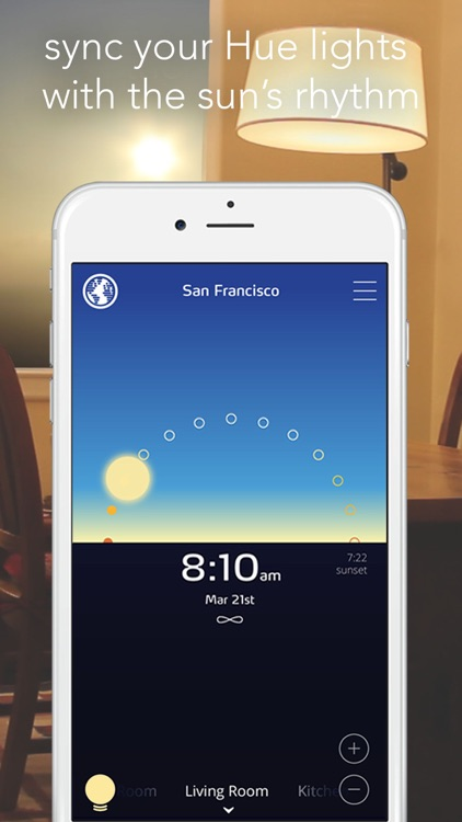 Sunn - Circadian Lighting for Philips Hue screenshot-4