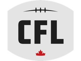 Show your team pride with the official sticker pack of the CFL
