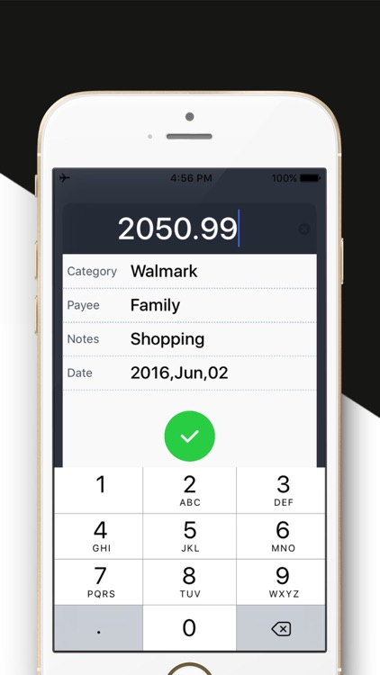 Daily Expense Tracker MoneyGo - Spending Tracker. screenshot-3