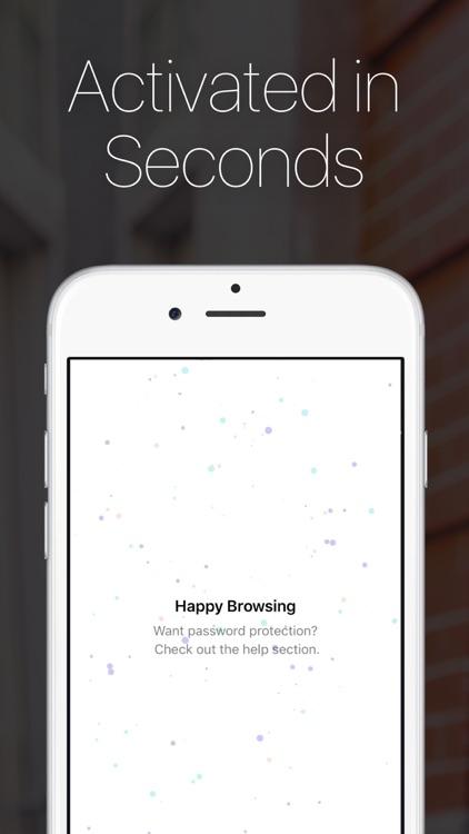 Shield – Block Porn and Adult Content in Safari app image