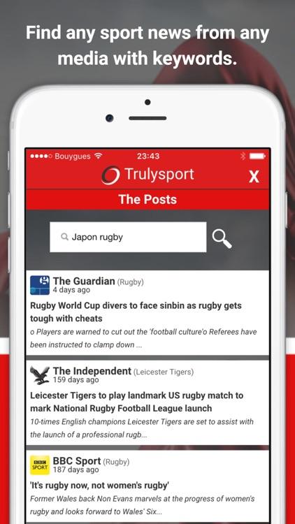 Trulysport screenshot-4