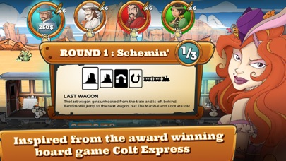 Screenshot #6 for Colt Express