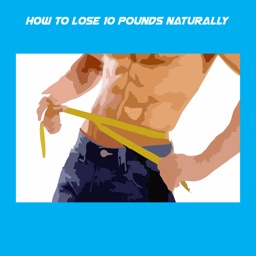 How To Lose 10 Pounds Naturally+