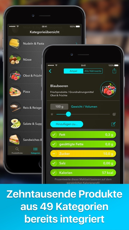 FoodCheck - Lebensmittelampel screenshot-3