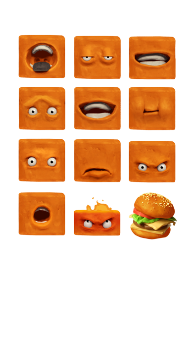 Monstro Stickers