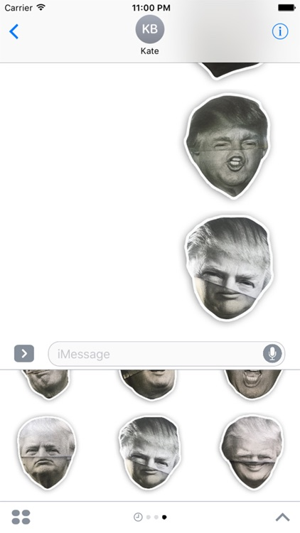 Trump Folds