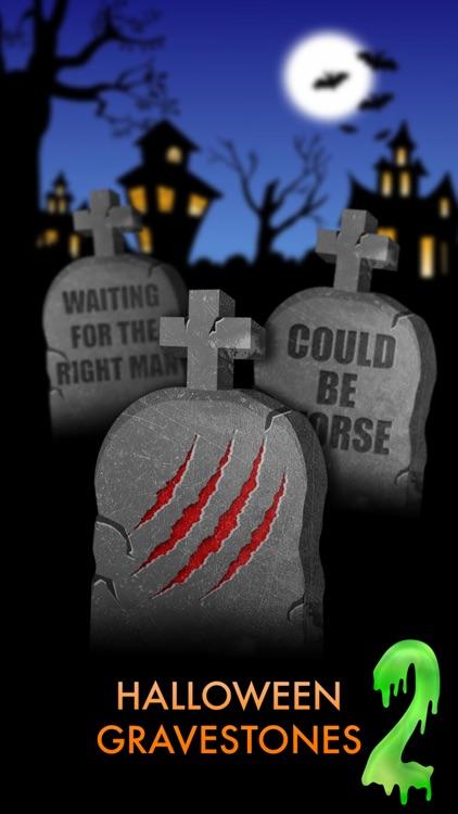 Halloween GraveStones 2