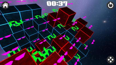 Data Cube : The 3D Mi... screenshot1