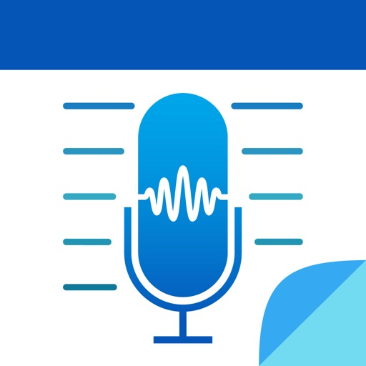 AudioNote 2 - Notepad and Voice Recorder, Free app logo