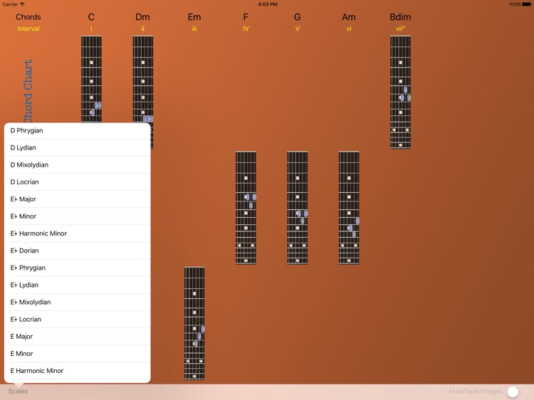 Efficient Guitar Triad Chords screenshot-3