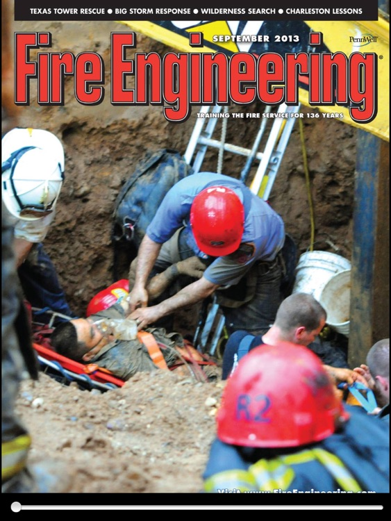 Fire Engineering Magazine for iPad