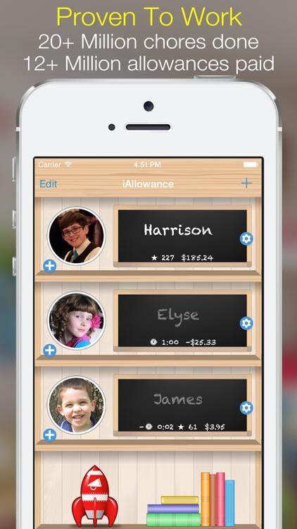 iAllowance screenshot-0