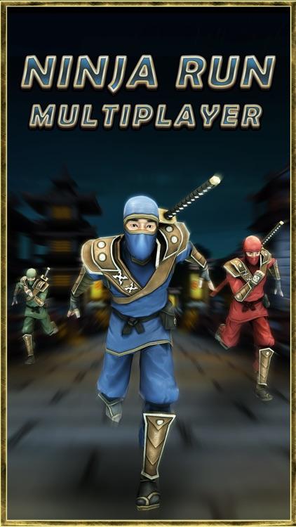Ninja Run Multiplayer: Real Fun Racing Games 2 screenshot-4