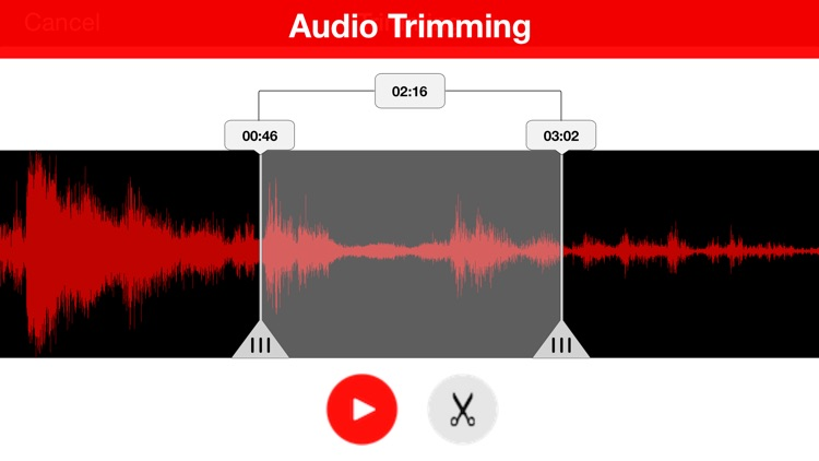 Voice Recorder - HD Audio Recording & Playback screenshot-3