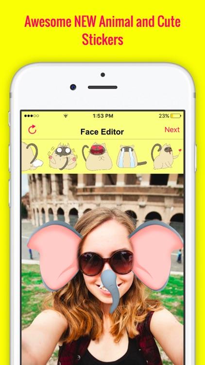 Fun FaceApp Photo Filters Swap