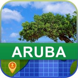 Offline Aruba Map - World Offline Maps