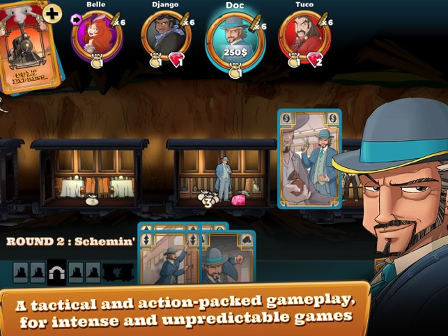 Colt Express Screenshot