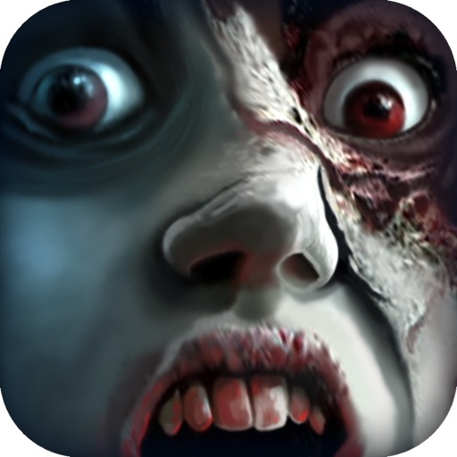 Zombie Booth - Transform Into A Zombie