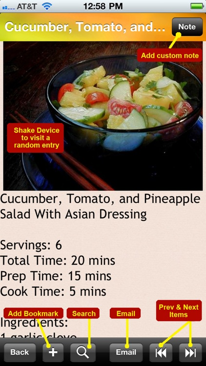 Vietnamese Cuisine Recipe screenshot-2