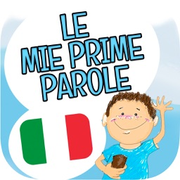 My first words - learn Italian for kids