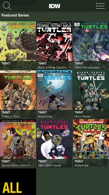 TMNT Comics screenshot-2