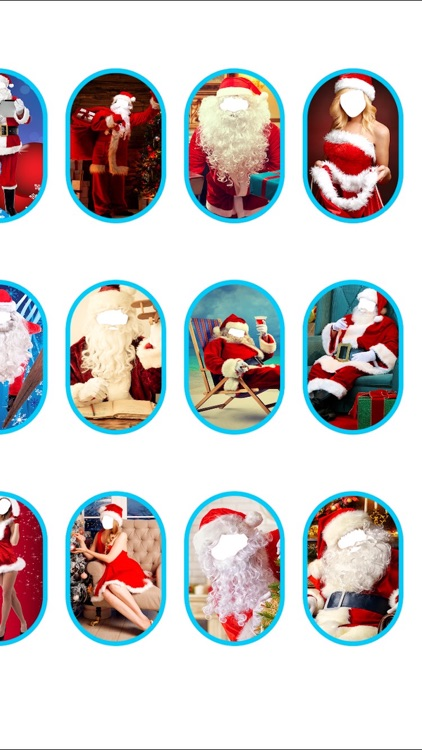 Photomontage with Santa Claus in Christmas screenshot-4
