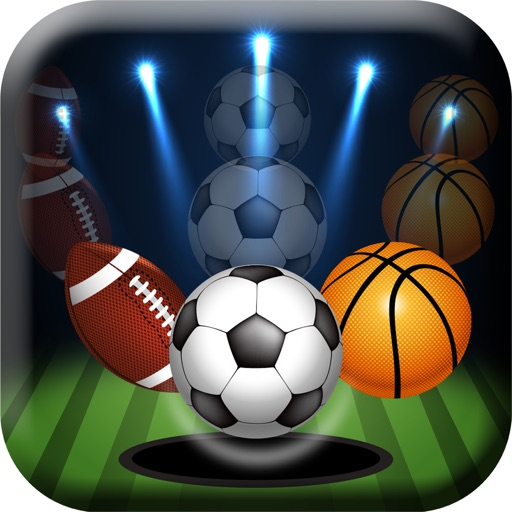 Color Match.ing Sports World - Fun Game Challenge