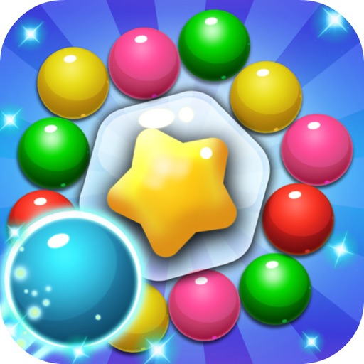 Star Galaxy Shoot - Bubble Mania icon