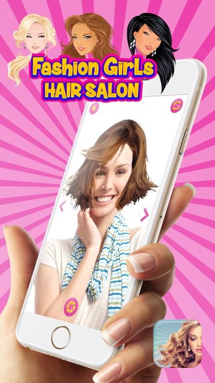 Fashion GirlS Hair Salon