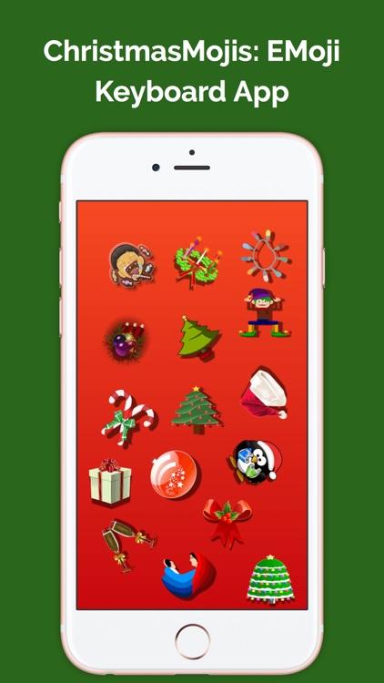 ChristmasMojis: Emoji Keyboard App