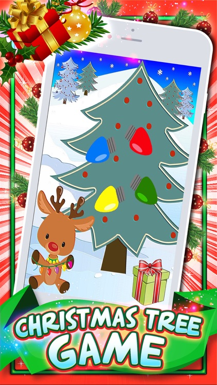 Holiday Games! Christmas Puzzles For Toddler Kids screenshot-2